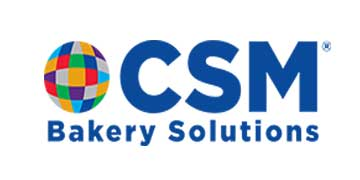 Logo for CSM Bakery Solutions